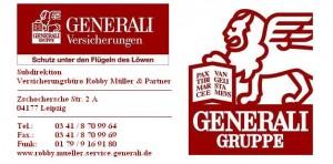 Generali Versicherungen - Robby Müller